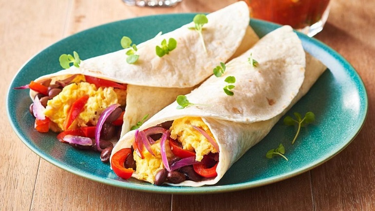 Самый лучший рецепт буррито по-домашнему: для быстрого перекуса