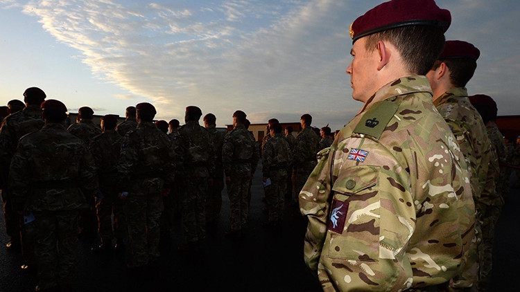 Британия готовит спецназ для тайных операций против России Армия