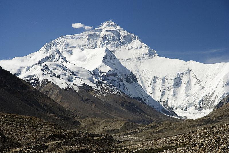 Джомолунгма-Эверест