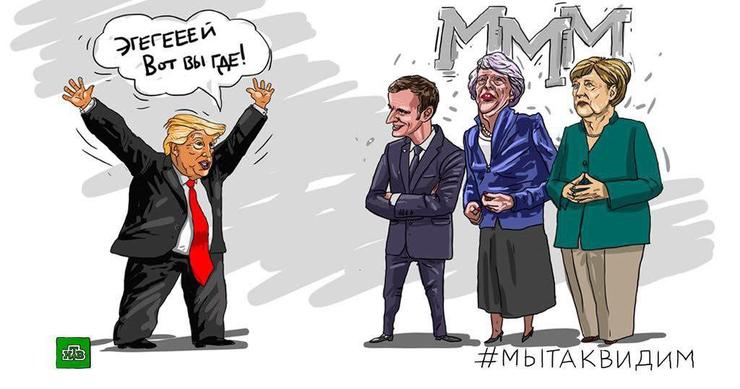 США и Мелкобритания – страны фейковых сенсаций