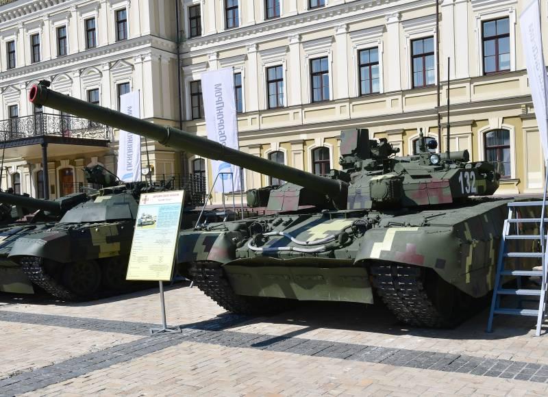 Последний «Оплот». Российская угроза украинскому танкостроению?
