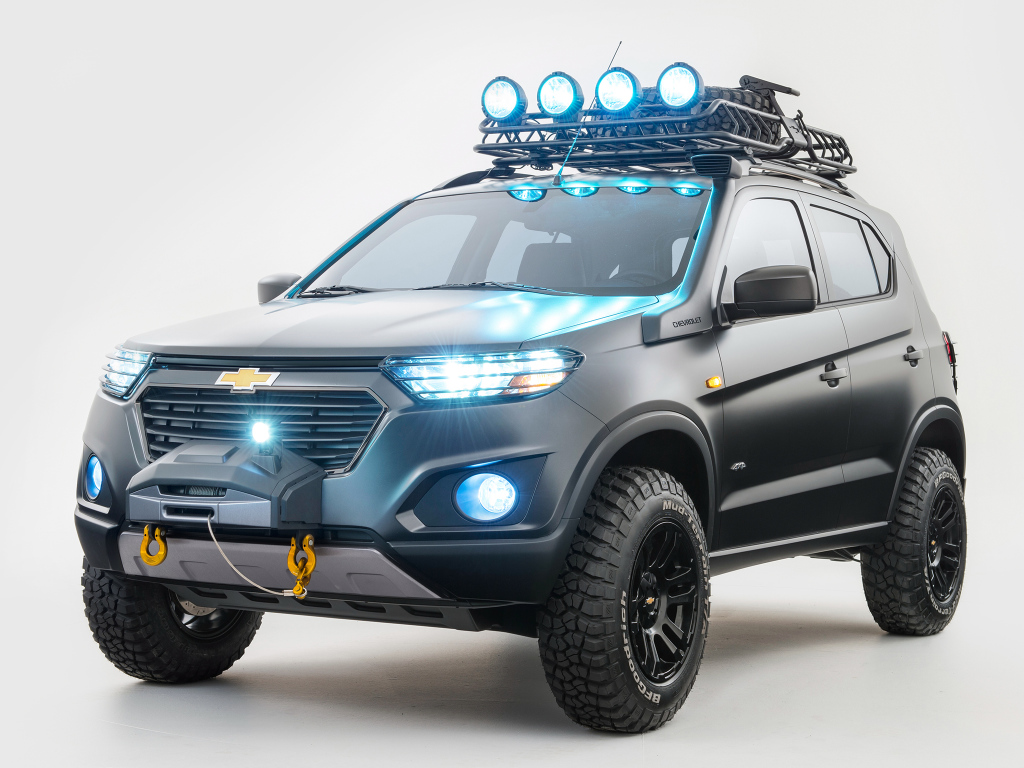 GM-AVTOVAZ ищет деньги на новую Chevrolet NIVA