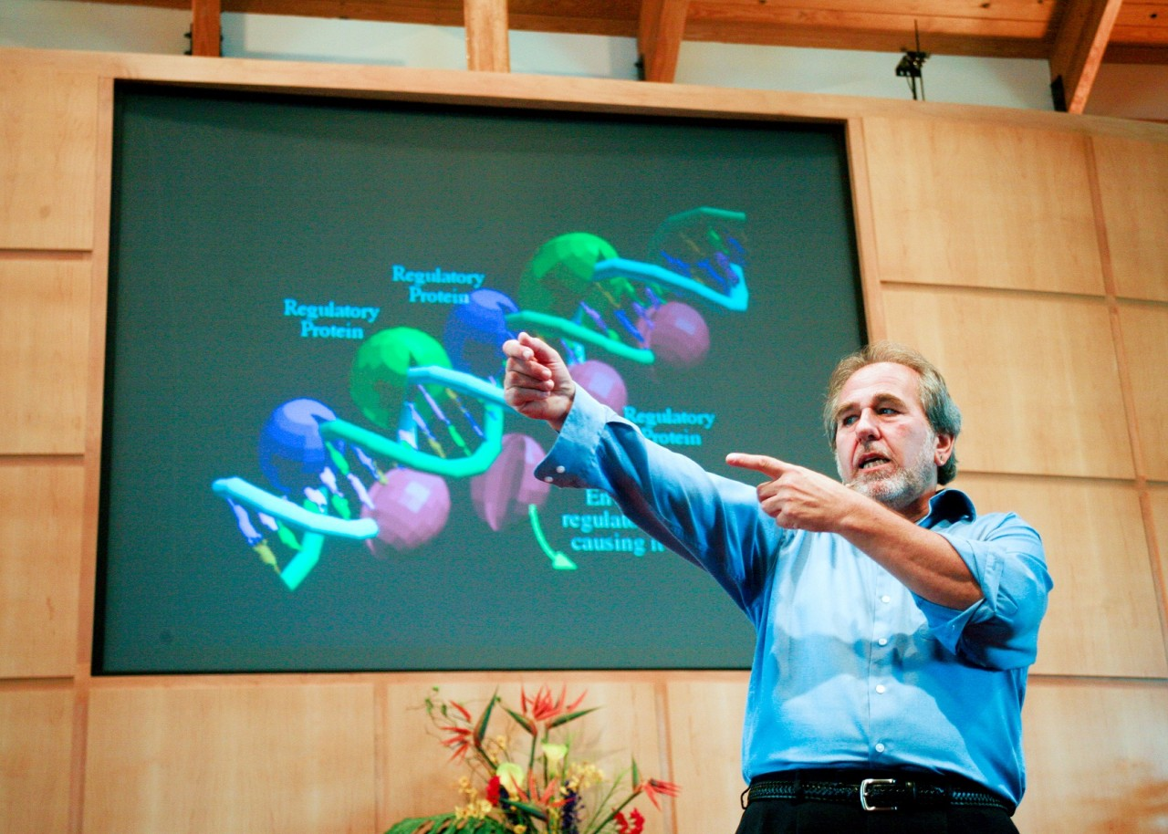 Сила мысли меняет генетический код человека!