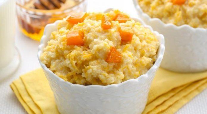 Пшенная каша с тыквой — вкусный и питательный завтрак, который согреет вас холодным весенним утром