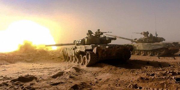 «Убегали все, но тут появился танк РФ»: Иностранцы о подвиге танкистов в Сирии