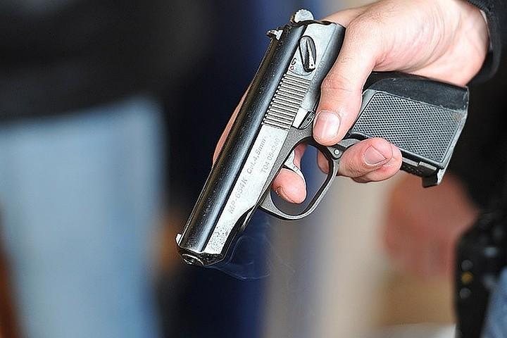 Из офиса в центре Москвы неизвестный стрелял холостыми патронами