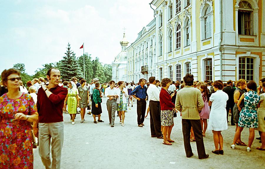 12. Дружба народов. 70-е, история, ссср