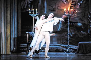 Шедевры балета наТеатральной площади