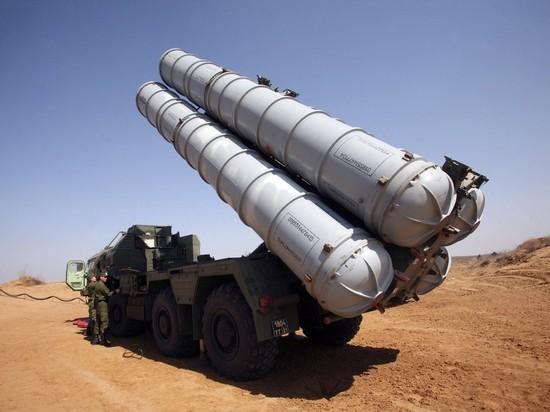 СМИ: комплексы С-300 Сирия получила бесплатно