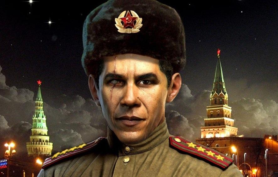 Как Барак Обама США для Пути…