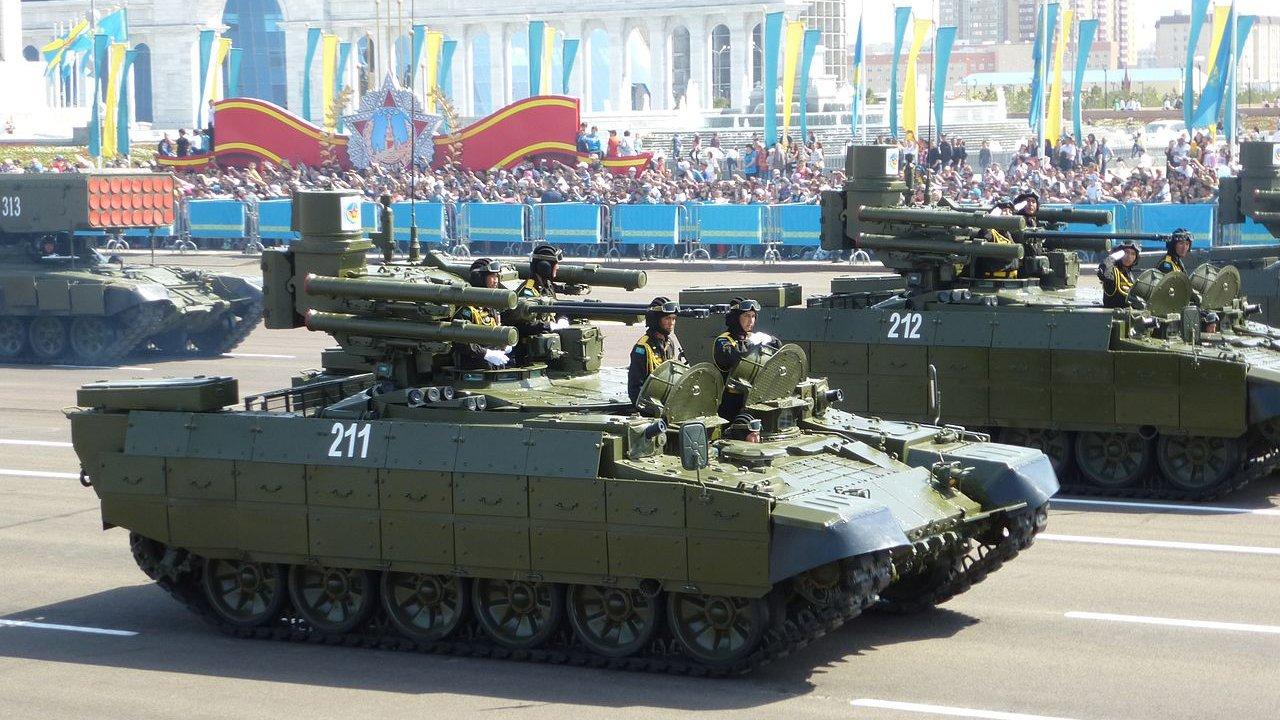 СМИ: Россия поставит несколько сотен «Терминаторов» в африканскую страну