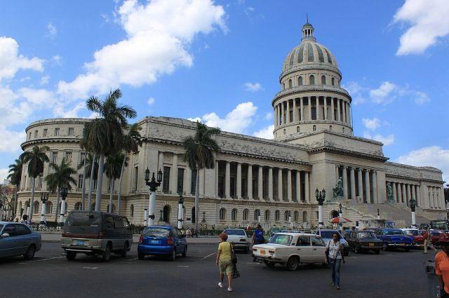 Россия потратит 642 млн рублей на восстановление купола Капитолия на Кубе