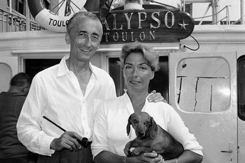 Несбывшаяся мечта, тайная семья и другие малоизвестные факты о «человеке в гидрокостюме» Жаке Кусто Жак-Ив Кусто,интересное,интересные люди,путешественники,факты