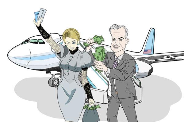 Владимир Плахотнюк - спонсор Юлии Тимошенко
