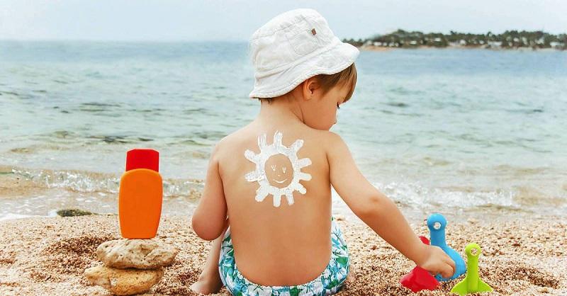 как защитить кожу от палящего солнца