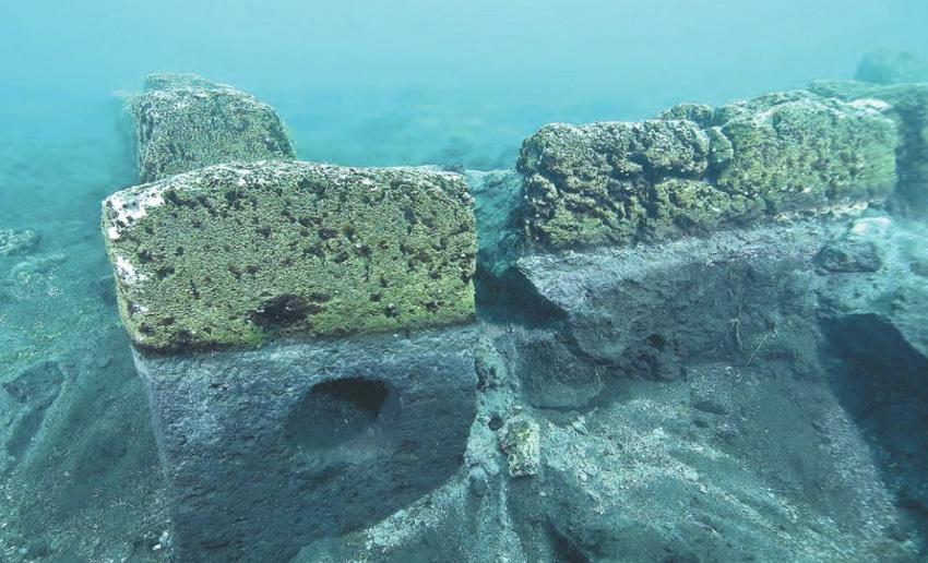 Великие древние постройки, спрятанные на дне морей