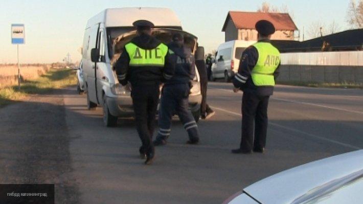 В Калининграде выявили недостатки при перевозке пассажиров автобусами