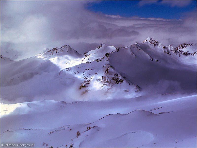 Ощущение космоса на склонах потухшего вулкана