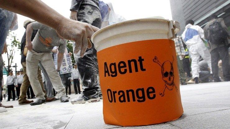 9.Агент «Оранж» изобретение, история, люди, новости, факты, фото