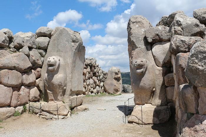 Столица империи хеттов Хаттуса и другие древнейшие города, ушедшие в небытие