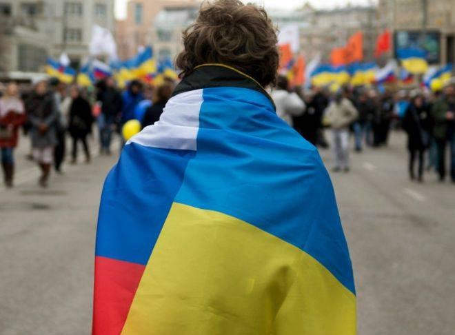 Небратский народ. Реакция Украины на санкции России