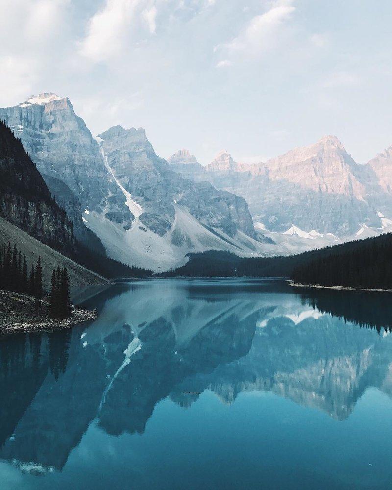 Уникальные и невероятные пейзажи