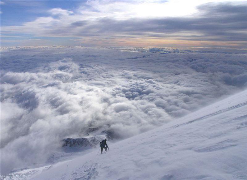11. Выше облаков. планета земля, удивительные фотографии, человек