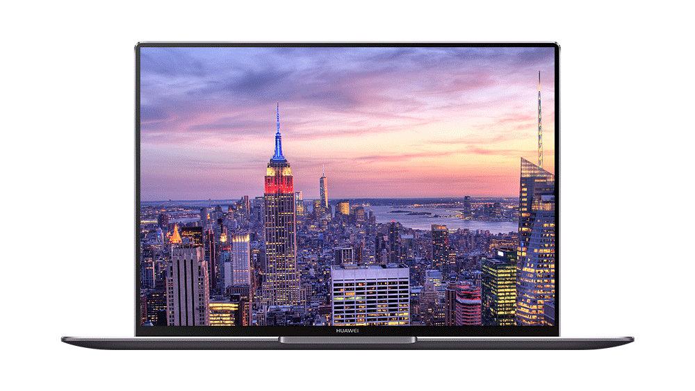 Стартуют продажи ноутбука Huawei MateBook X Pro за 100 тысяч рублей