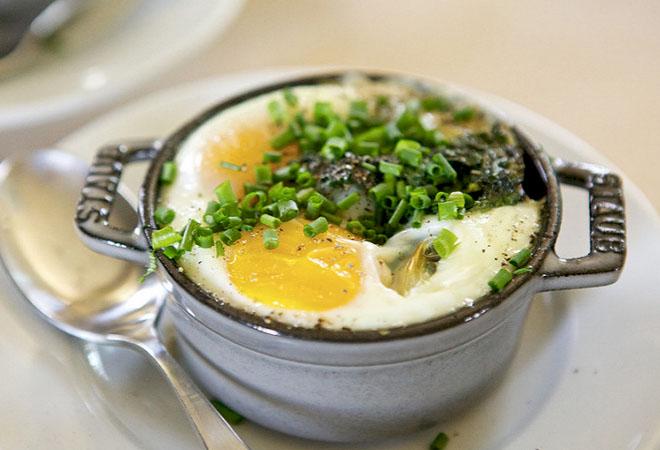 Блюда из яиц, которые всех удивляют