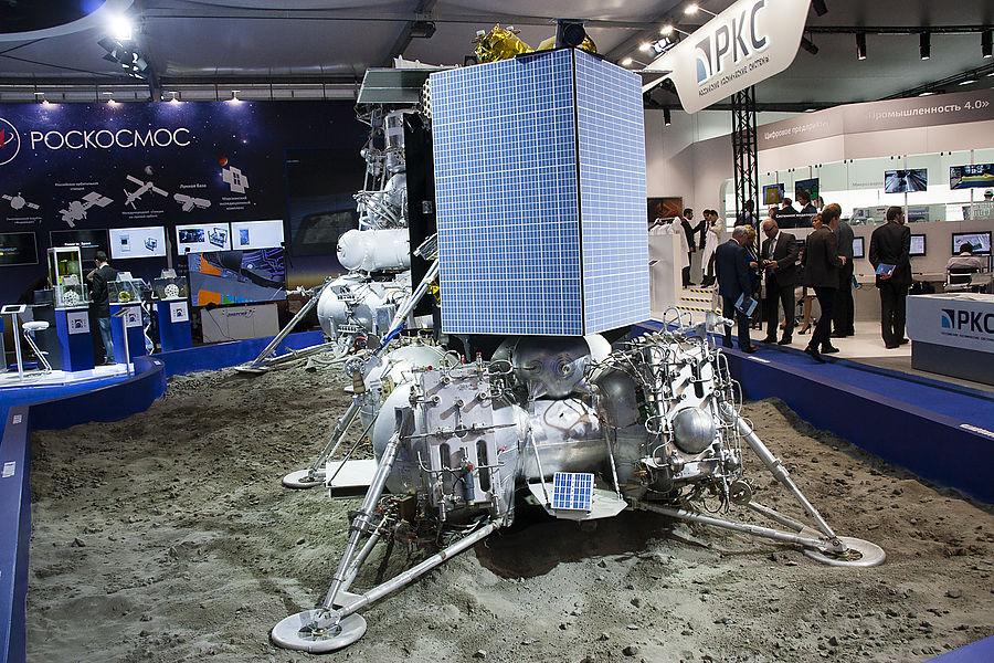 «Луна-25»: стали известны сроки запуска в новой российской космической станции