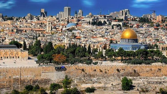 Могила Гарри Поттера в Израи…