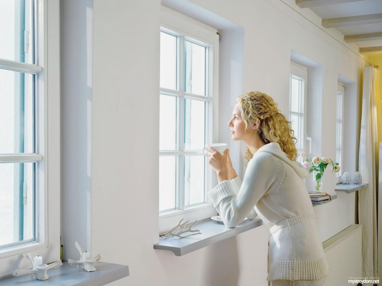 Продувает окна. Как вернуть тепло в дом