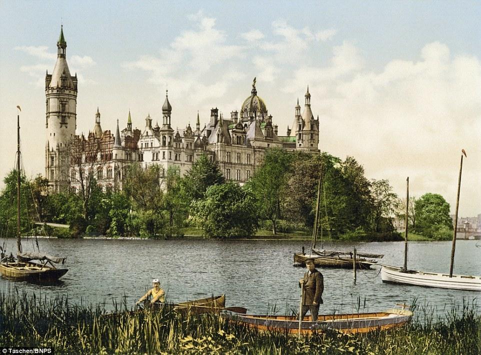 Как выглядела современная Германия на рубеже XIX – XX столетий