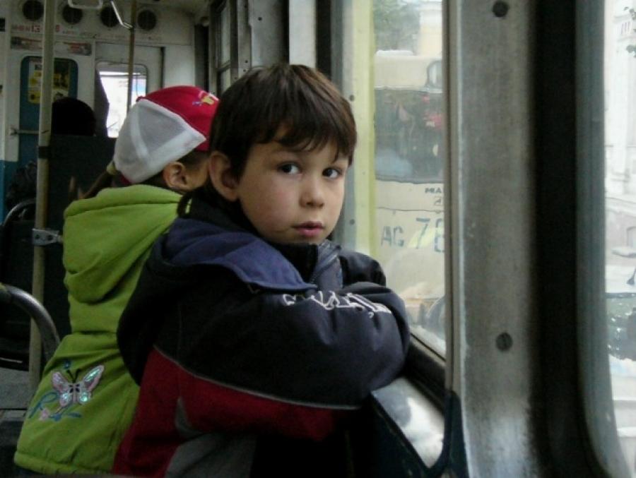 Обалденный случай в троллейбусе: смеюсь до слез!