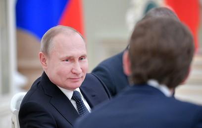 Путин: Россия не против введения миротворцев в Донбасс