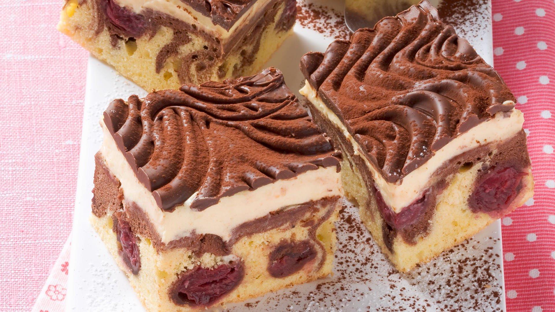 *Дунайские волны* - бесподобный торт!