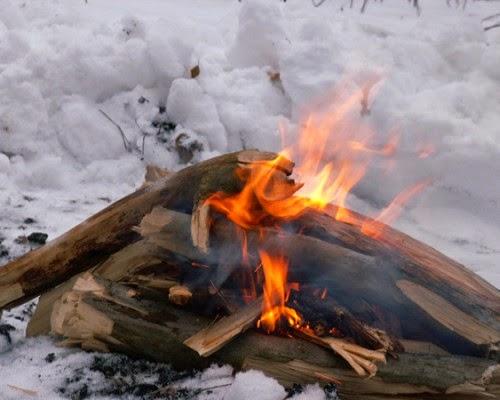 Пять необычных способов добычи огня