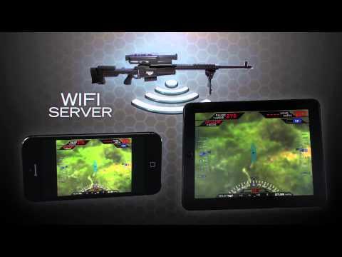 Компьютеризированная винтовка на Linux с Wi-Fi