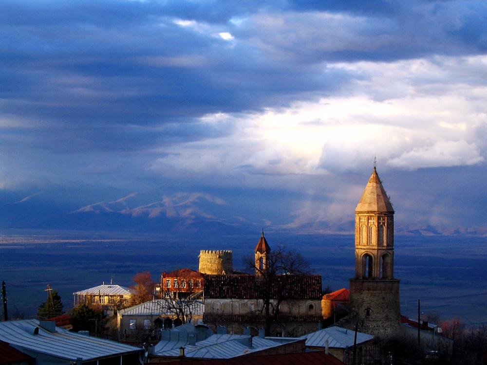 Хочу в Грузию