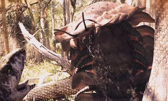 5 титанов древности: динозавры обходили их стороной 5 титанов древности,динозавры,животные,наука,Природа,Пространство