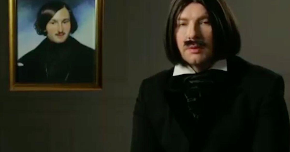 Басков перевоплотился в Гоголя и Пушкина для нового телепроекта