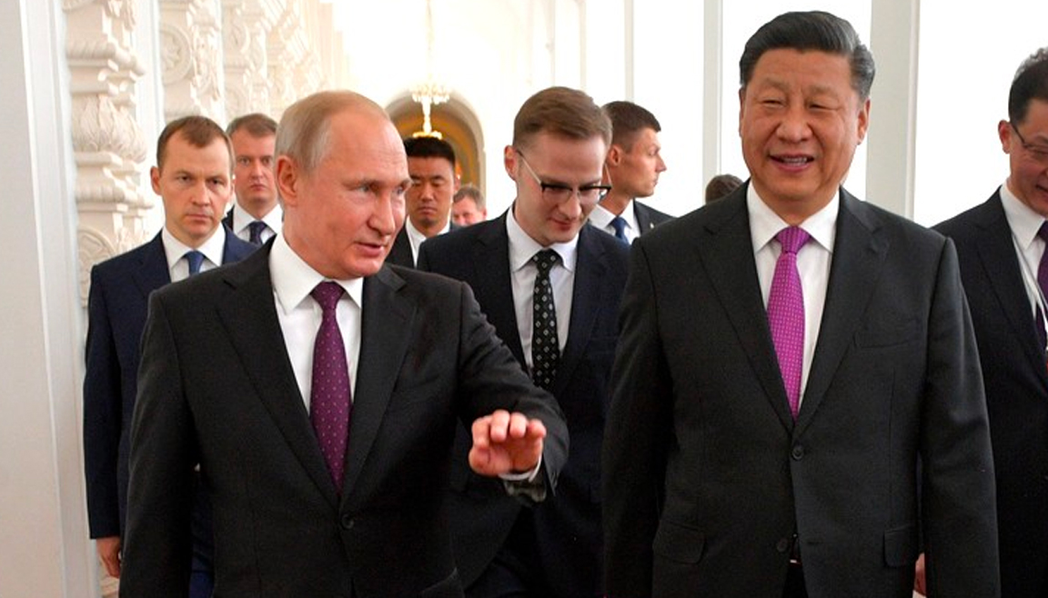 Решительные «панды». Си и Путин ощипали в Москве американского орла