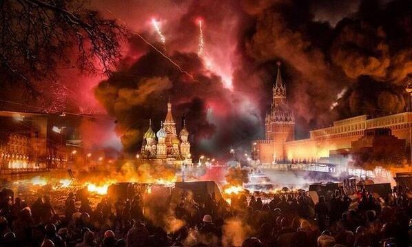 Россия будет полыхать в огне страшного пожара: предсказания Нострадамуса на 2016 год