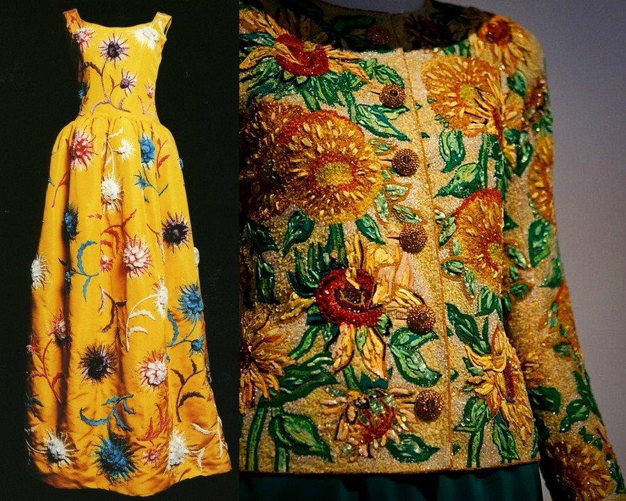Секреты волшебной вышивки от Francois Lesage