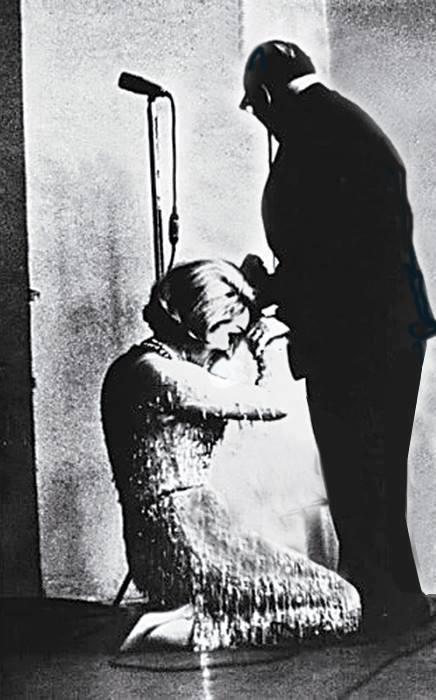 Приехав в СССР, Марлен Дитрих молила дать ей увидеть Паустовского. Их встреча стала легендой!