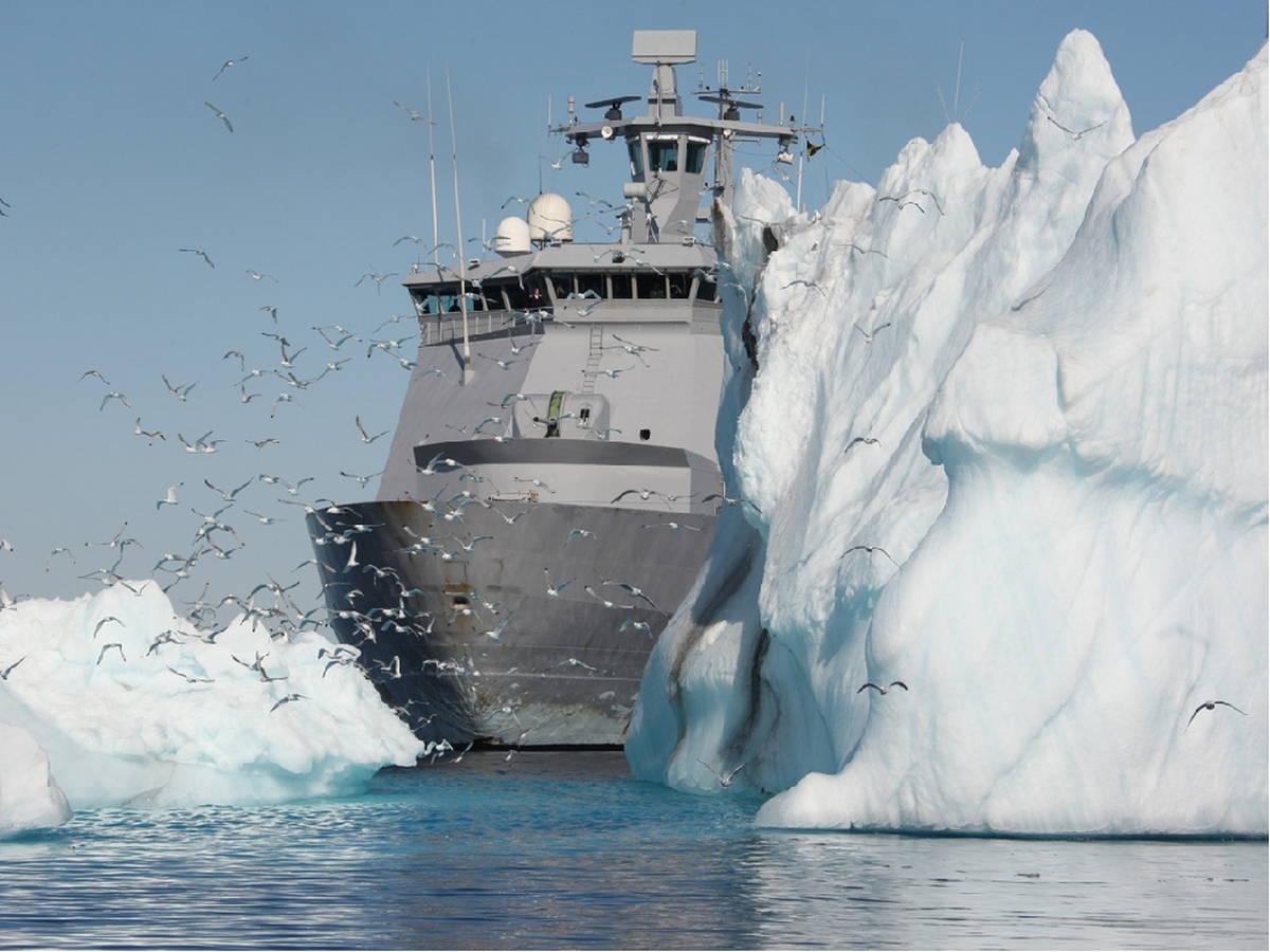 США очнулись: спасают влияние в Арктике
