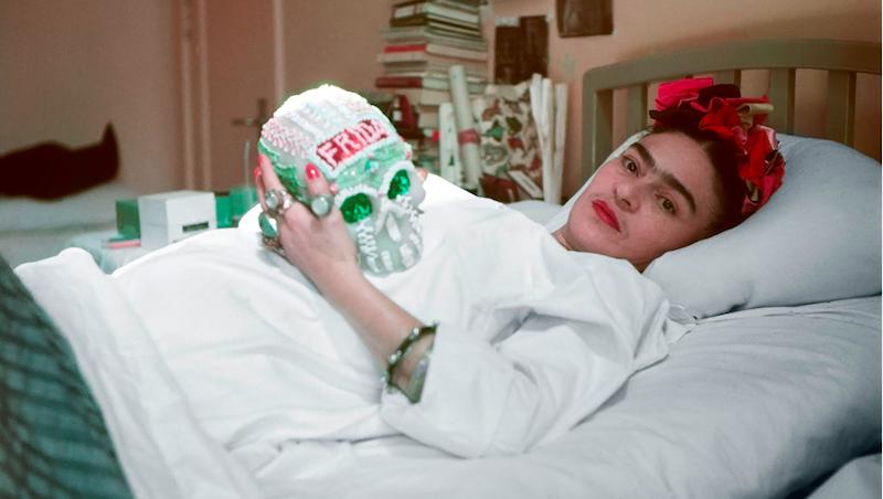 Все творчество великой Фриды Кало в одном месте: Google собрал работы художницы со всего мира