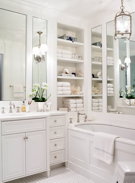 Small Bathroom Storage Cabinet Design / Pictures Photos and Ideas of Home Interior Exterior