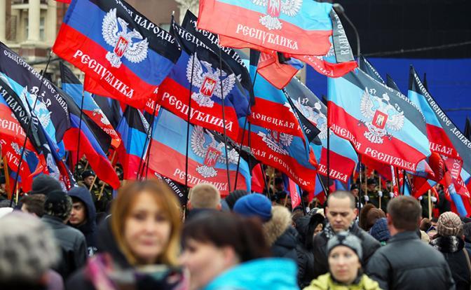 Украина готовит оккупационную администрацию для Донбасса