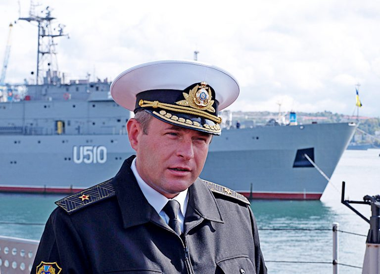 ВМСУ: Российский лоцман на б…